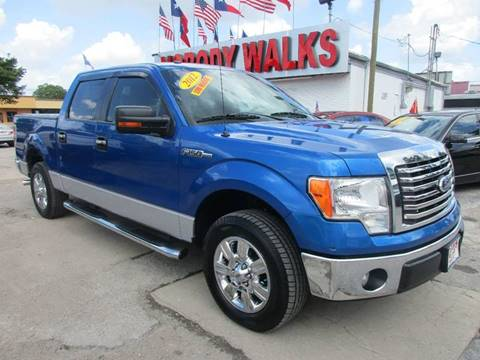 2012 Ford F-150 for sale at Giant Auto Mart in Houston TX