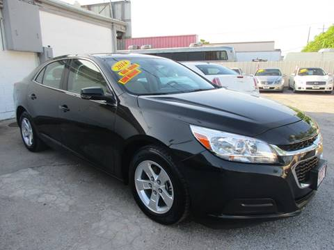 2014 Chevrolet Malibu for sale at Giant Auto Mart in Houston TX
