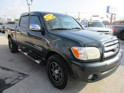 2006 Toyota Tundra for sale at Giant Auto Mart in Houston TX