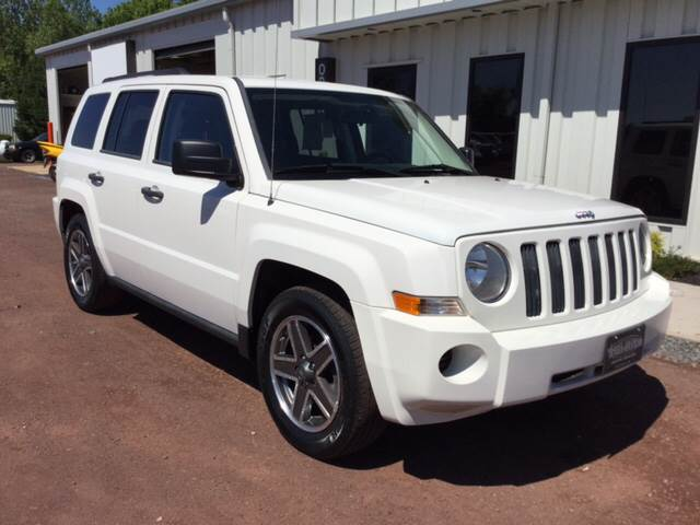 2008 Jeep Patriot 4x4 Sport 4dr SUV w/CJ1 Side Airbag Package - Seaford DE