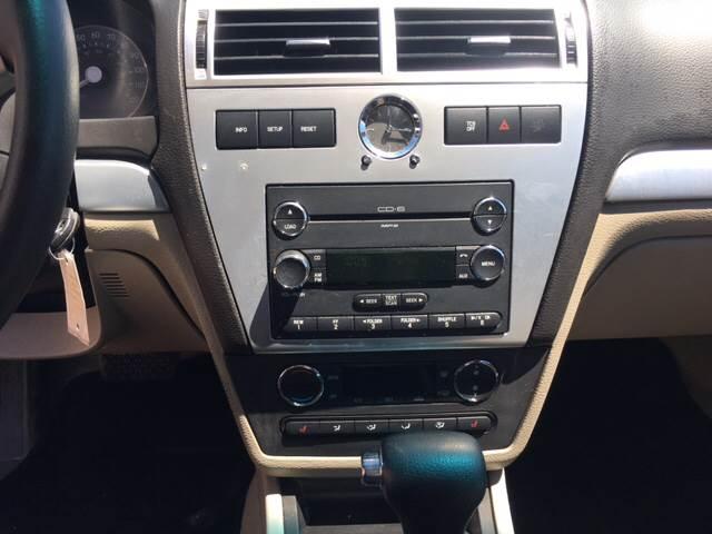 2008 Mercury Milan V6 Premier 4dr Sedan - Seaford DE