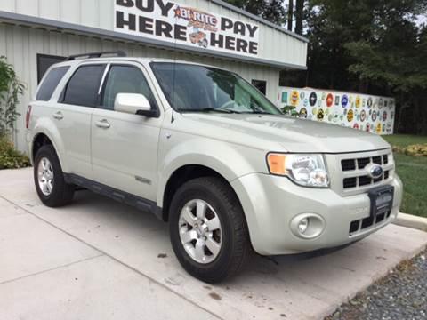 2008 Ford Escape for sale in Seaford, DE