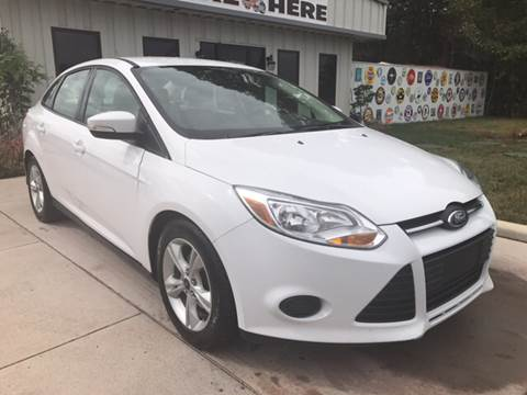 2014 Ford Focus for sale in Seaford, DE
