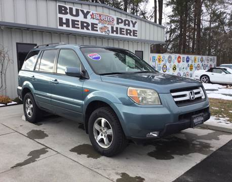 2006 Honda Pilot for sale in Seaford, DE