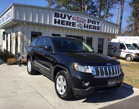 2012 Jeep Grand Cherokee for sale in Seaford, DE