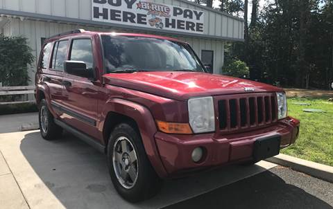 2006 Jeep Commander for sale in Seaford, DE