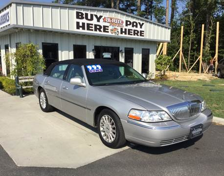 2003 Lincoln Town Car for sale in Seaford, DE