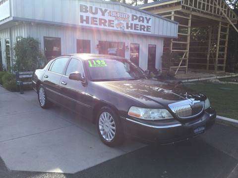 2005 Lincoln Town Car for sale in Seaford, DE