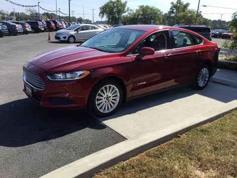 2014 Ford Fusion Hybrid for sale in Seaford, DE