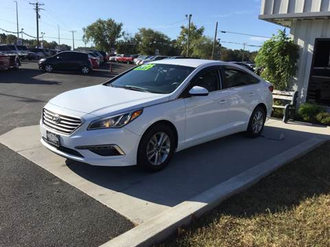 2015 Hyundai Sonata for sale in Seaford, DE