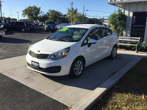 2014 Kia Rio for sale in Seaford, DE