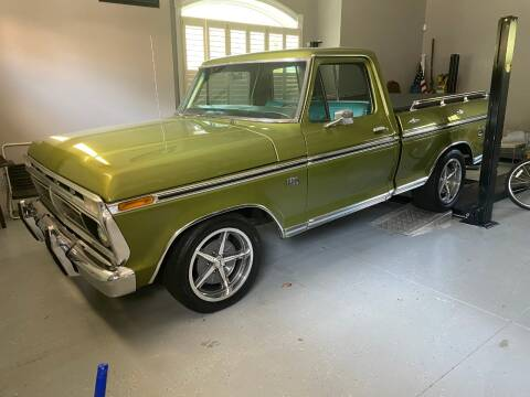 1976 Ford F-100 for sale at Bi Rite Auto Sales in Seaford DE