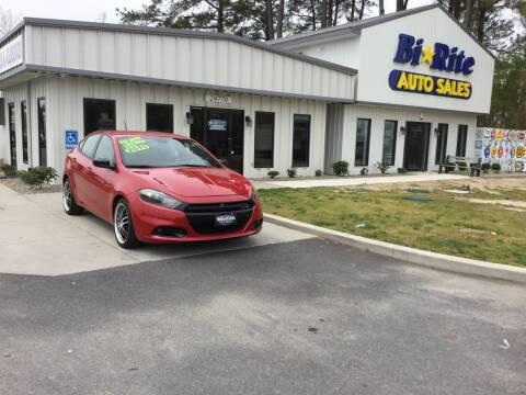 2015 Dodge Dart for sale at Bi Rite Auto Sales in Seaford DE