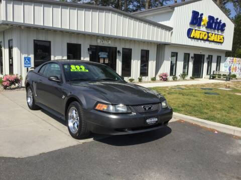 2004 Ford Mustang for sale at Bi Rite Auto Sales in Seaford DE