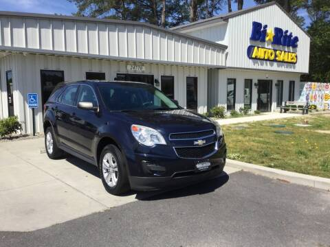 2015 Chevrolet Equinox for sale at Bi Rite Auto Sales in Seaford DE