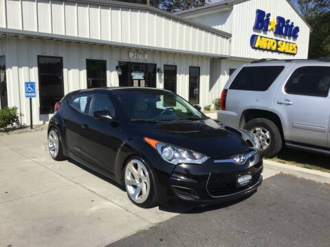 2012 Hyundai Veloster for sale at Bi Rite Auto Sales in Seaford DE