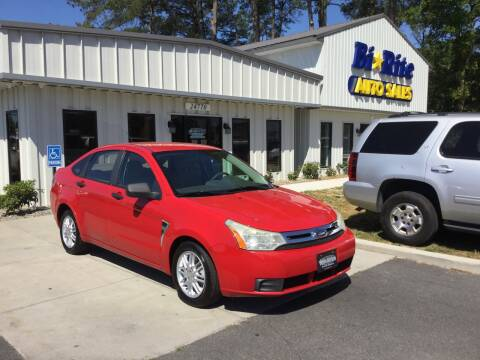 2008 Ford Focus for sale at Bi Rite Auto Sales in Seaford DE