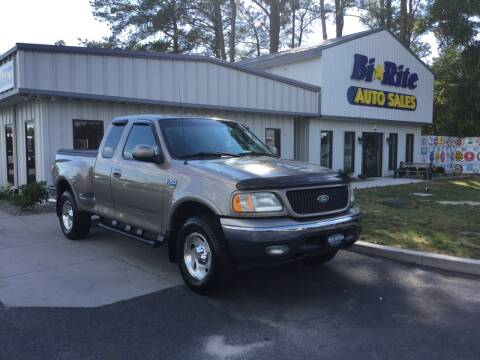 2001 Ford F-150 for sale at Bi Rite Auto Sales in Seaford DE