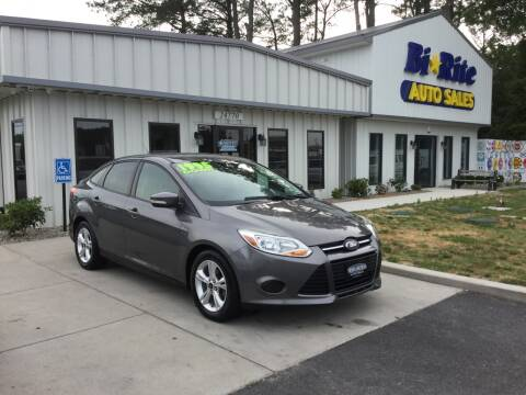 2013 Ford Focus for sale at Bi Rite Auto Sales in Seaford DE