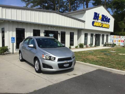2014 Chevrolet Sonic for sale at Bi Rite Auto Sales in Seaford DE
