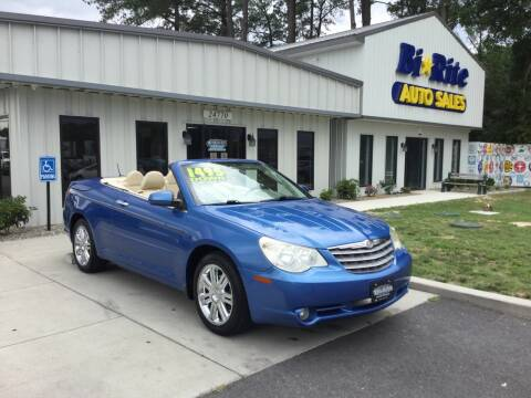 2008 Chrysler Sebring for sale at Bi Rite Auto Sales in Seaford DE