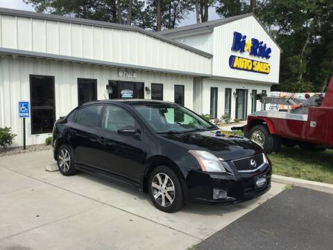 2012 Nissan Sentra for sale at Bi Rite Auto Sales in Seaford DE