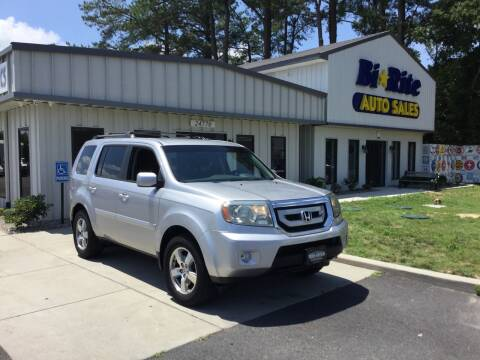 2010 Honda Pilot for sale at Bi Rite Auto Sales in Seaford DE
