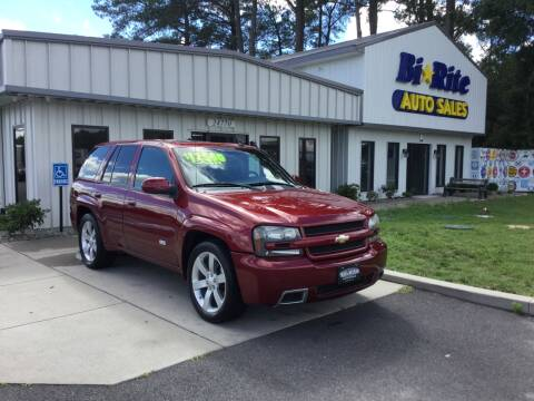 2007 Chevrolet TrailBlazer for sale at Bi Rite Auto Sales in Seaford DE