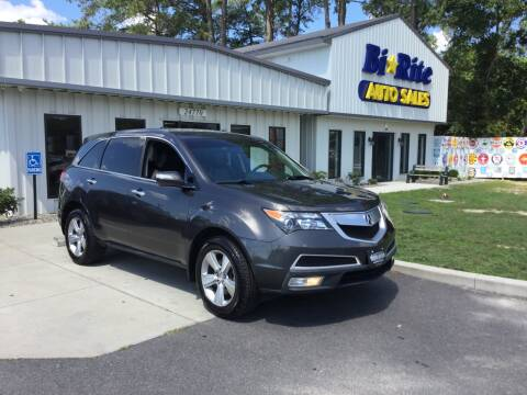 2011 Acura MDX for sale at Bi Rite Auto Sales in Seaford DE