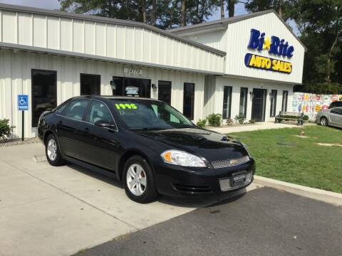 2012 Chevrolet Impala for sale at Bi Rite Auto Sales in Seaford DE