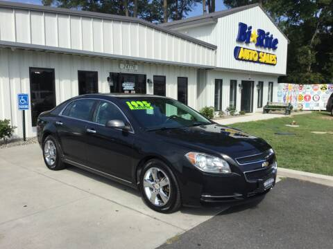 2012 Chevrolet Malibu for sale at Bi Rite Auto Sales in Seaford DE