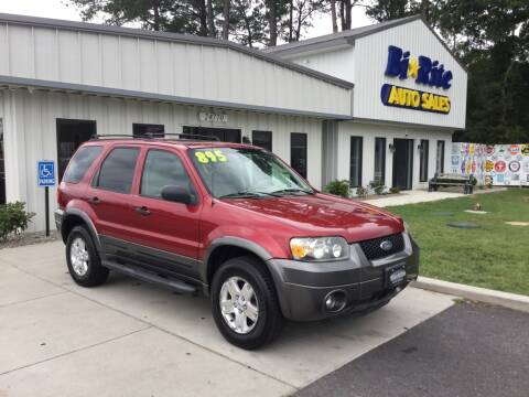 2006 Ford Escape for sale at Bi Rite Auto Sales in Seaford DE