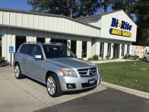 2010 Mercedes-Benz GLK for sale at Bi Rite Auto Sales in Seaford DE