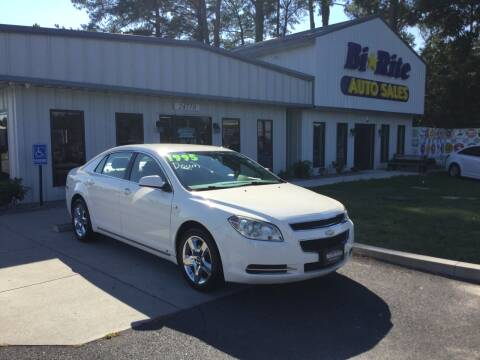 2008 Chevrolet Malibu for sale at Bi Rite Auto Sales in Seaford DE