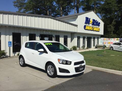 2013 Chevrolet Sonic for sale at Bi Rite Auto Sales in Seaford DE