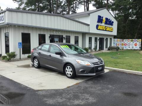 2014 Ford Focus for sale at Bi Rite Auto Sales in Seaford DE