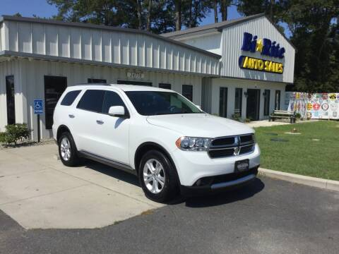 2013 Dodge Durango for sale at Bi Rite Auto Sales in Seaford DE