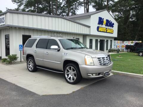 2007 Cadillac Escalade for sale at Bi Rite Auto Sales in Seaford DE