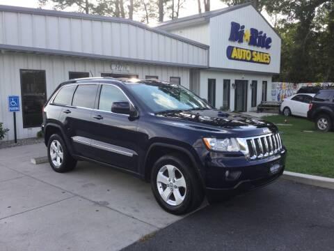 2012 Jeep Grand Cherokee for sale at Bi Rite Auto Sales in Seaford DE