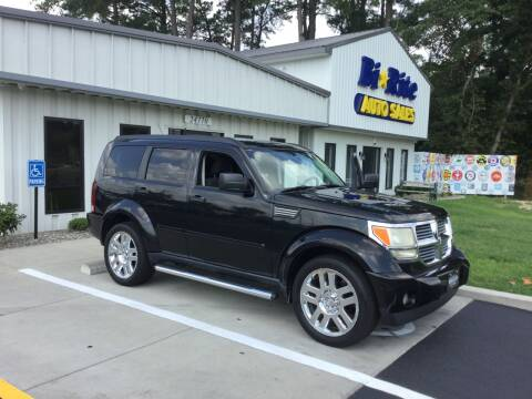 2008 Dodge Nitro for sale at Bi Rite Auto Sales in Seaford DE