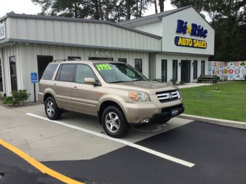 2007 Honda Pilot for sale at Bi Rite Auto Sales in Seaford DE