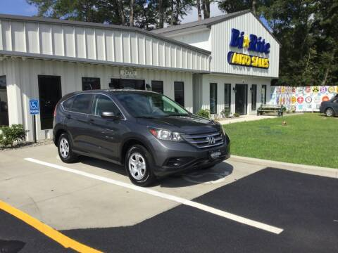 2014 Honda CR-V for sale at Bi Rite Auto Sales in Seaford DE