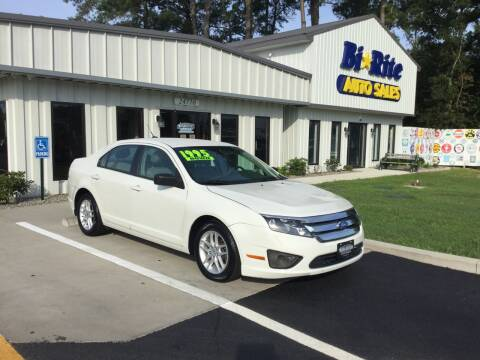 2011 Ford Fusion for sale at Bi Rite Auto Sales in Seaford DE