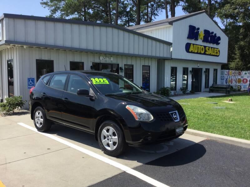 2009 Nissan Rogue for sale at Bi Rite Auto Sales in Seaford DE