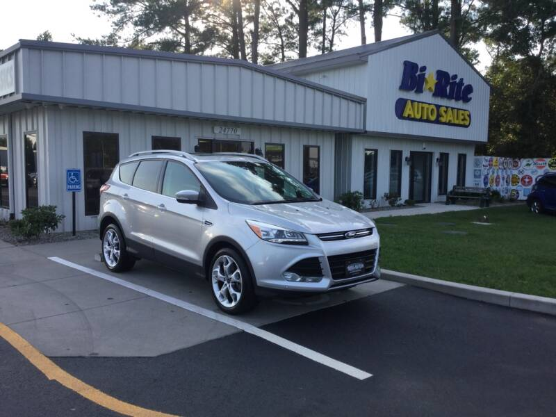 2015 Ford Escape for sale at Bi Rite Auto Sales in Seaford DE