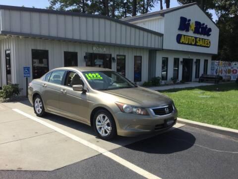 2009 Honda Accord for sale at Bi Rite Auto Sales in Seaford DE