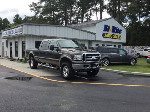2007 Ford F-250 Super Duty for sale at Bi Rite Auto Sales in Seaford DE