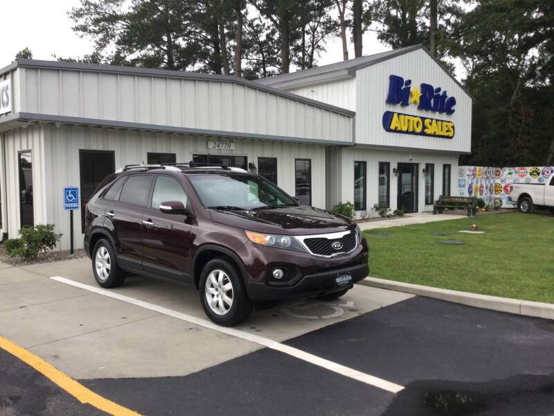 2012 Kia Sorento for sale at Bi Rite Auto Sales in Seaford DE