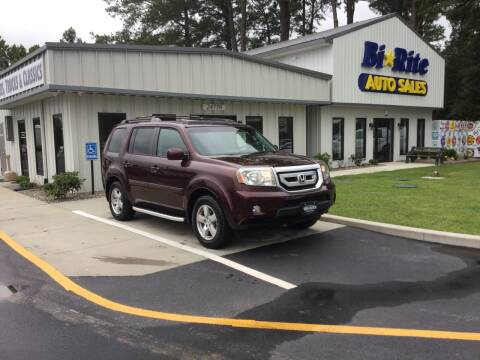 2011 Honda Pilot for sale at Bi Rite Auto Sales in Seaford DE