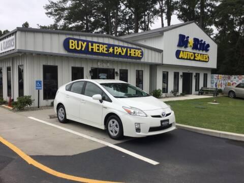 2010 Toyota Prius for sale at Bi Rite Auto Sales in Seaford DE